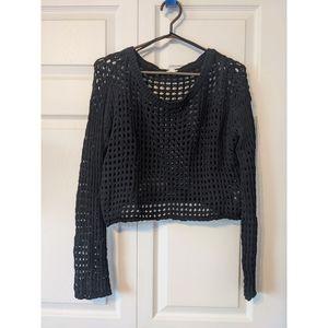 🌼 2/15!!! Garage Crochet Sweater